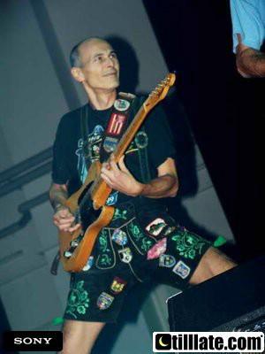 Tyte Stone in Chur 2005