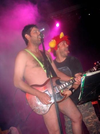 Rock n Roll im Zigerschlitz mit Besuch der QL Jungs Pät und Stämpf